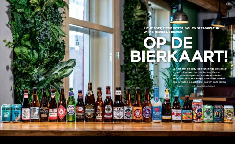 DUTCH IPA: one of the 24 most inspiring craft beers in Holland